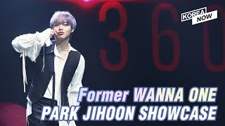 "Former WANNA ONE member Park Ji Hoon's ""360"" Comeback Showcase"