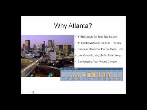 Where to invest in USA Property & Why? | IPS | Scott Picken & John | Let's Talk Property | Atlanta