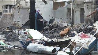 At least 19 die as explosions rip through Baghdad