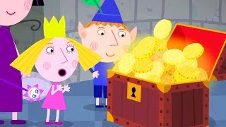 Ben and Holly's Little Kingdom | Hard Times | Cartoon for Kids