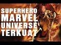 10 superhero marvel terkuat #TOP10