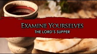 12-12-18, Lords Supper Service, Revival Ready or Revival Resistant