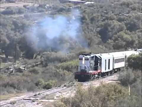Pacific Southwest Railway Museum GP9 -- 4/15/2000