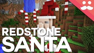 Minecraft: The Redstone Santa Claus [Day 23!]