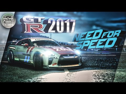 Need For Speed (NFS 2015) - Nissan GT R Premium 2017 ВЕСЬ ТЮНИНГ!