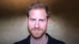 video: Prince Harry says life has 'changed dramatically'