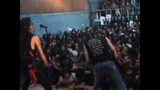 VIOLATOR DVD COMPLETO.  Thrashin´ United Tour 07 - Live in Santiago  By Moco.avi