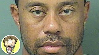 TIGER WOODS GETS A DUI + MORE (news w/ aaron)