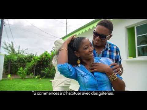 Wendyyy Traka   Lanmou  ( Official Video )  Majeste Janvier 2k14 video