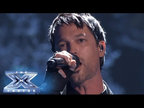 "Finale: Jeff Gutt Performs ""O Holy Night"" - THE X FACTOR USA 2013"