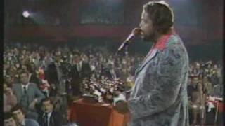 Barry White en Chile / 1979