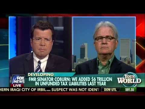 Senator Tom Coburn on Neil Cavuto: