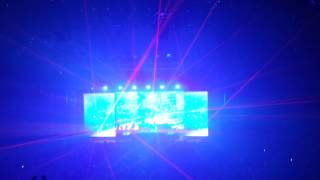 Jean-Michel Jarre - Fourth Rendez-Vous Live in Katowice 06.11.2016.