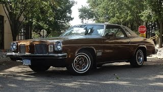 1974 Oldsmobile Cutlass Stock# 537-DET