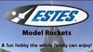 Estes Prowler pro series 2 rocket ,unboxing review