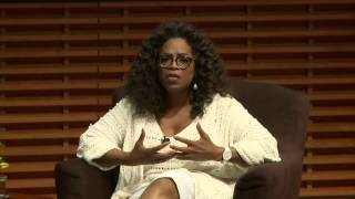 Oprah gifting WISDOM that she learned from a Life Coach, Life ALTERING!   CarolinaAramburo COACHING