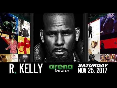 R. Kelly at the Arena Theatre