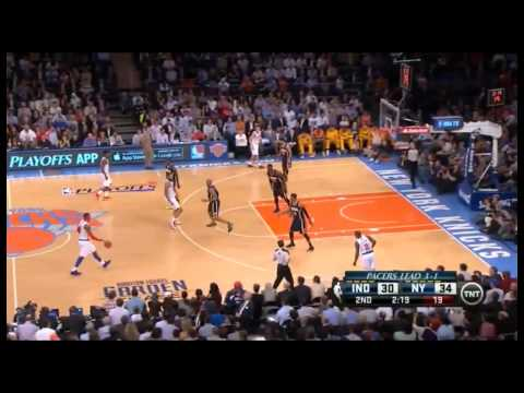 Carmelo Anthony Highlights | 28 pts 6 rbs | Game 5 | Knicks-Pacers | NBA Playoffs 2013 | HD