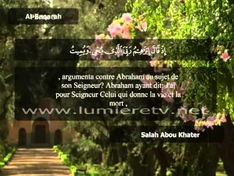 017   Partie 3   Al-baqarah (253-262)   Salah Abou Khater video