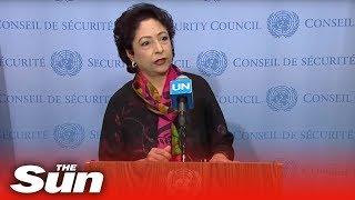 Pakistan reacts to UN Security Council Jammu & Kashmir meeting