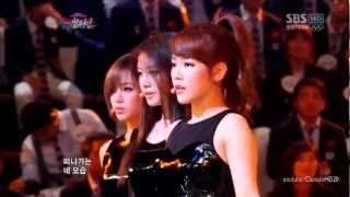 120727 T-ARA - Day By Day @SBS奧運祈福演唱會