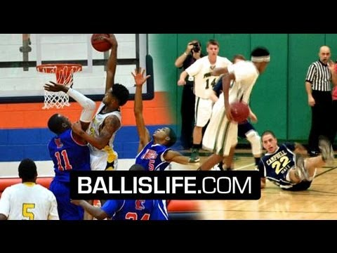 INSANE Poster Dunks & Ankle Breakers! January Top 15 Plays! Aaron Gordon, Marcus LoVett Jr & More!