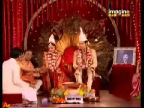 Rahul Mahajan Marries Dimpy Ganguly