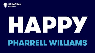 Happy In The Style Of 34 Pharrell Williams 34 No Lead Vocal