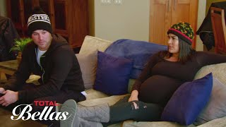 JJ finds out the rest of the family knows about his marriage troubles: Total Bellas, Sept. 13, 2017