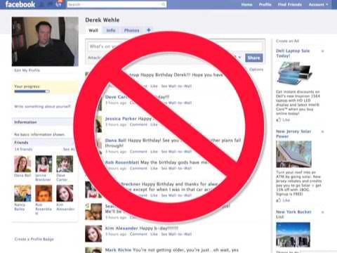 Facebook Birthday Wishes Suck