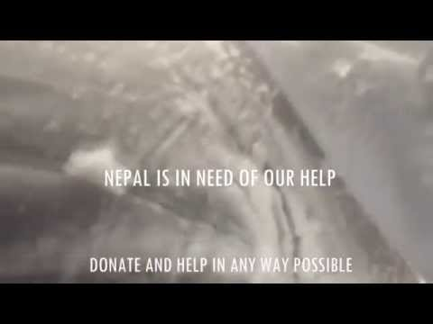 Avalanche in Mt Everest New Footage Nepal 2015 Earthquake