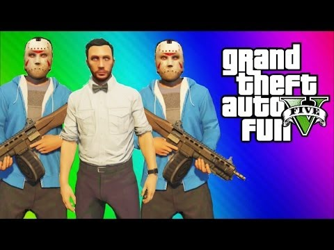 GTA 5 Online Funny Moments Gameplay – Multiple Delirious's, 1st Person Tunnel Driving (Multiplayer)