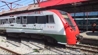 Chittagong Railway Station, Bangladesh