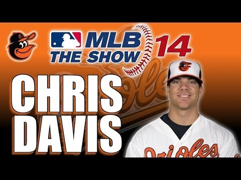 MLB 14 The Show Player Lock Ep.18: Chris Davis
