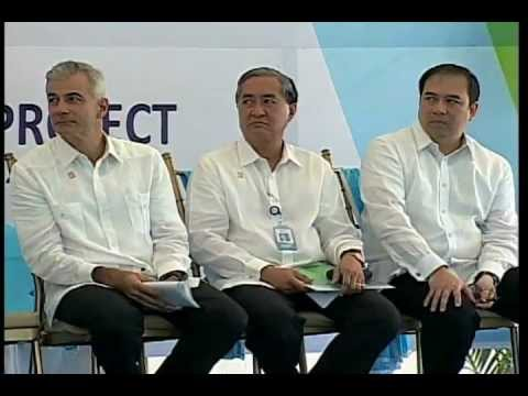 Inauguration of the North Rizal Water System Project (Speech) 9/28/2012