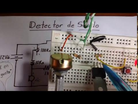 Detector de Sonido / Aplausos (Como se hace)