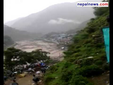 Mahakali bursts banks; wreaks havoc in Darchula
