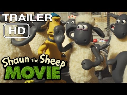 Shaun the Sheep the Movie trailer