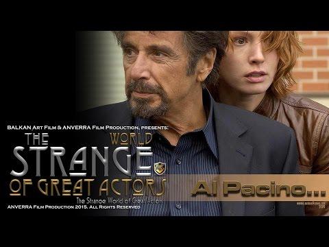 ANVERRA - Film Production - The STRANGE WORLD of GREAT ACTORS...