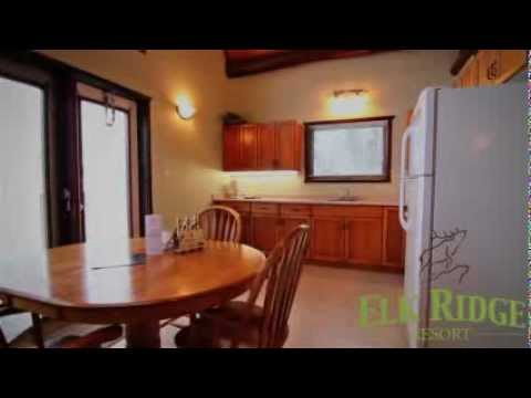 Elk Ridge Resort - 4 Bedroom Cabin