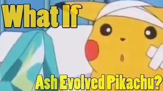 Pokemon WHAT IF - Ash Evolved His Pikachu into Raichu? (Episode 6)