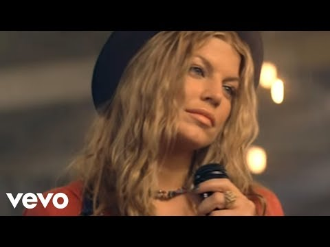 Fergie - Big Girls Don't Cry (Personal) Video