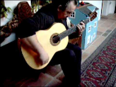 Guitarra Aarón García Ruiz de Armando