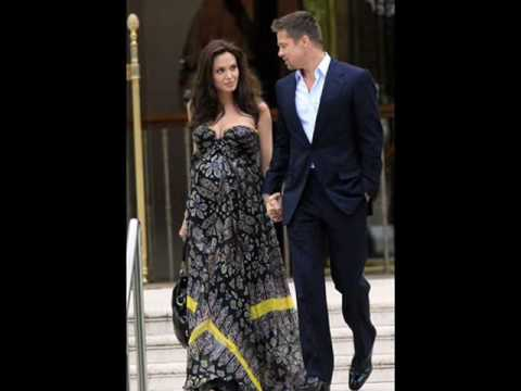 Angelina Jolie and Brad Pitt - Truly, Madly, Deeply