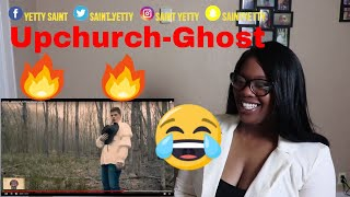 "Mom reacts to Ghost - Upchurch ""Official Music Video"" 
