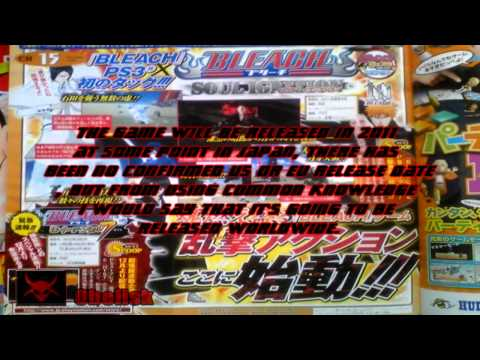 New Game!? Bleach Soul Ignition [PS3]