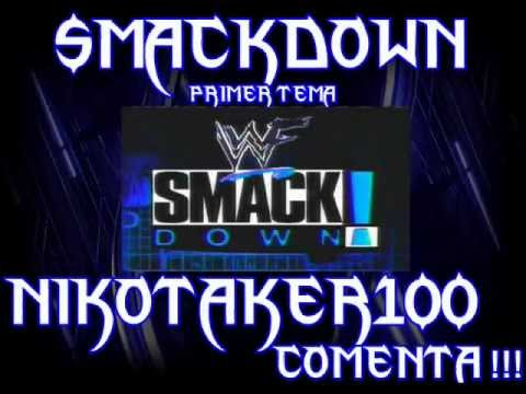 Smackdown 'rev Theory - Hangman' Cancin Subtitulada + Intros Intro #2 2011-2012 video