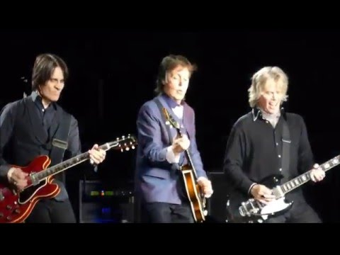 Paul McCartney - May 4, 2016 - Target Center, Minneapolis - Full Concert