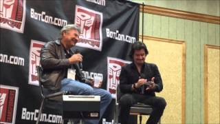 Frank Welker Panel at Botcon 2015 (Front Row)