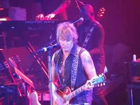 Richie Sambora - Don't Look Back in Anger (Cover) LIVE in Amsterdam 2012-10-09